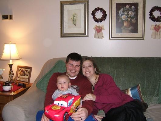 Uncle Steve & Aunt Ash