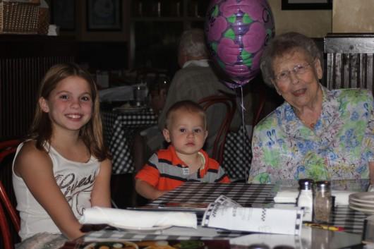 Happy Birthday Great Grammi!