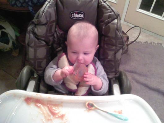 Mmmmm carrots........